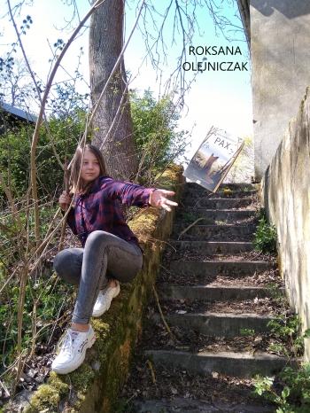 Roksana Olejniczak 5B
